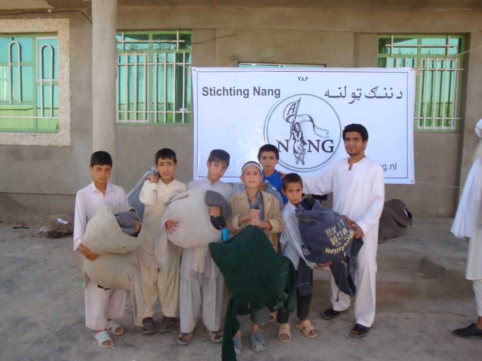 Kabul Kamp stichting Nang 25