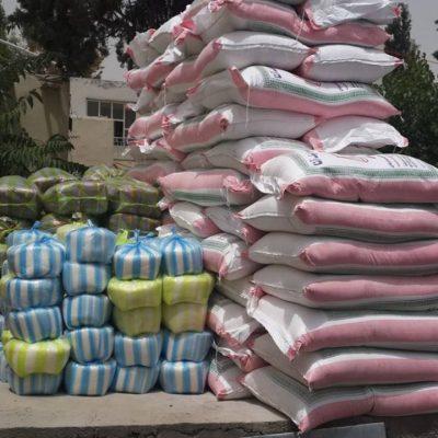 Project Voedselpakketten stichting Nang 2