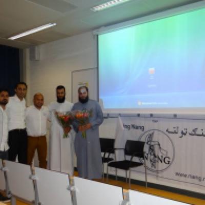 Lezing Ramadan, kennis & aanbidden stichting Nang 2