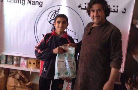 Schoolspullen Kabul 2016 stichting Nang 13