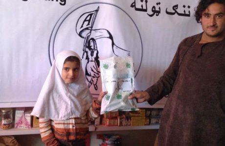 Schoolspullen Kabul 2016 stichting Nang 11