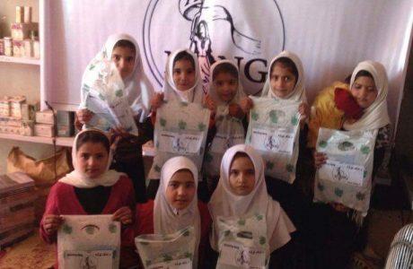 Schoolspullen Kabul 2016 stichting Nang 6