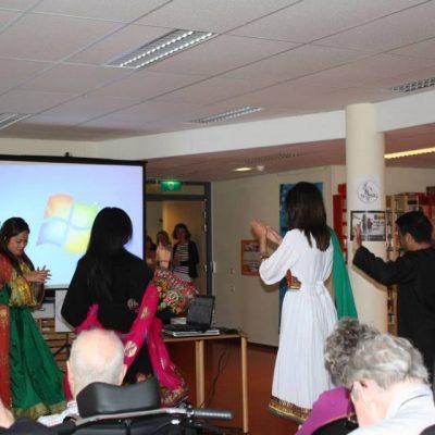 Culturele middag Bejaardencentrum stichting Nang 13