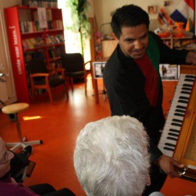 Culturele middag Bejaardencentrum stichting Nang 12