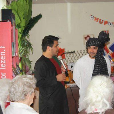 Culturele middag Bejaardencentrum stichting Nang 2
