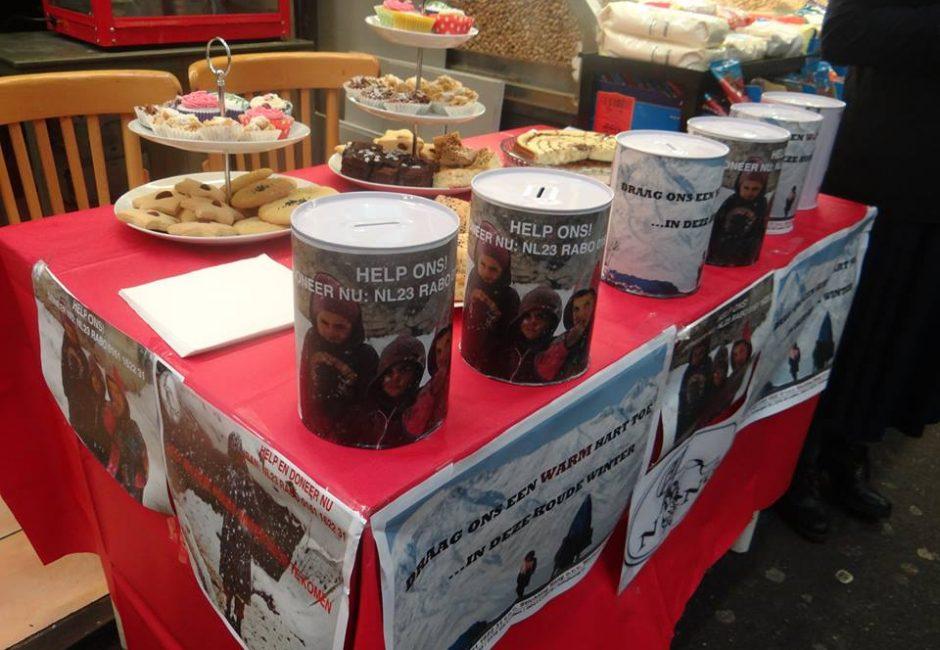 Beverwijk Bazaar actie stichting Nang 3