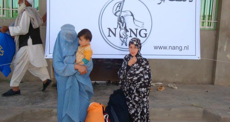 Kabul Kamp stichting Nang 22