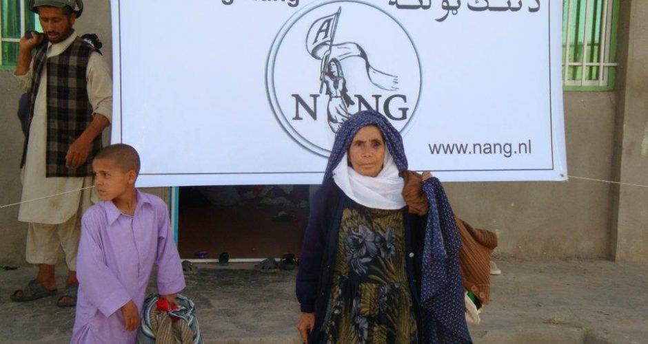 Kabul Kamp stichting Nang 19