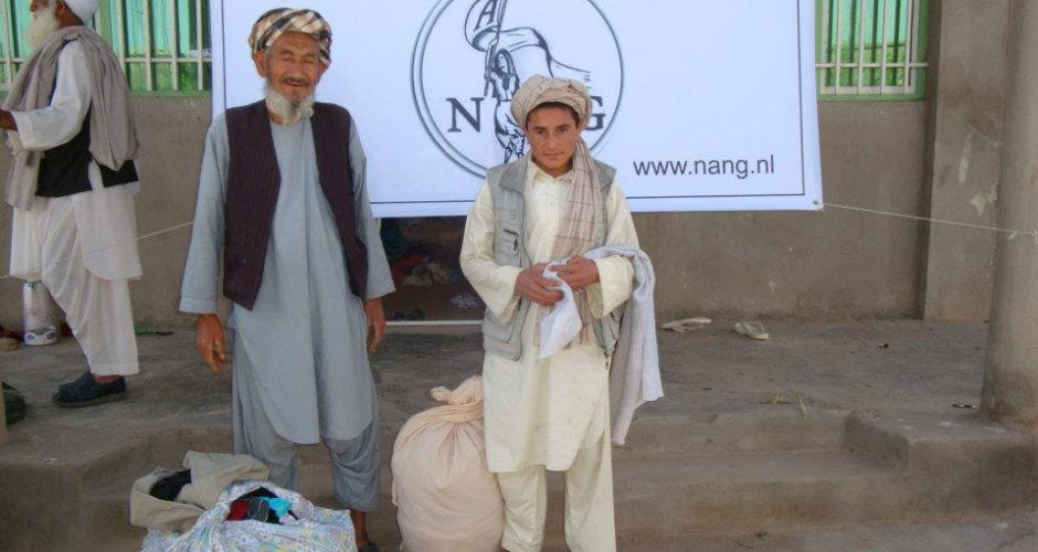 Kabul Kamp stichting Nang 16