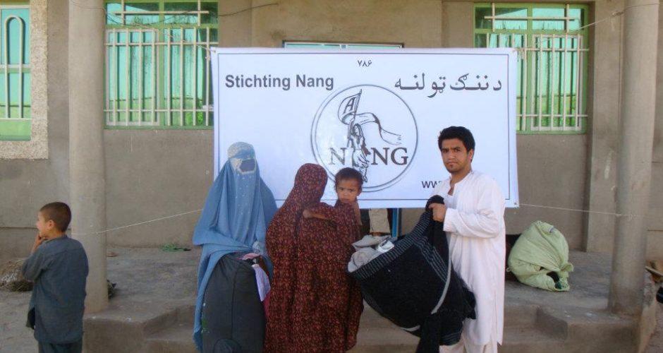 Kabul Kamp stichting Nang 9